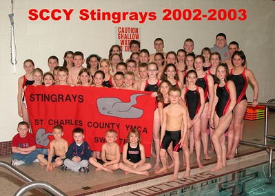 SCCY Stingrays
