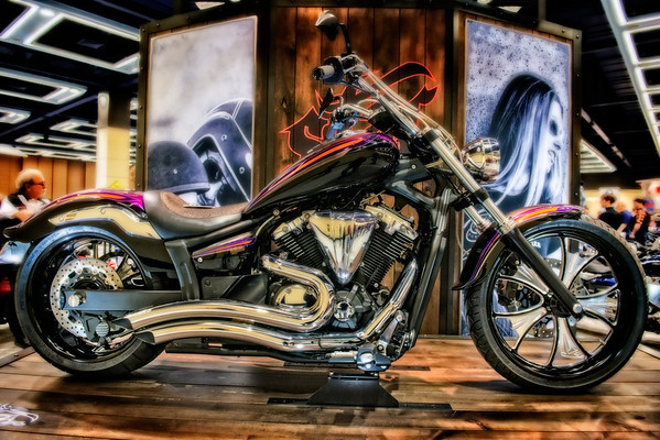 2014 Seattle Moto Show