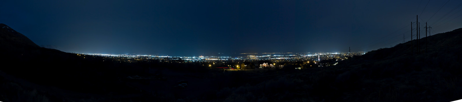Night Pano's