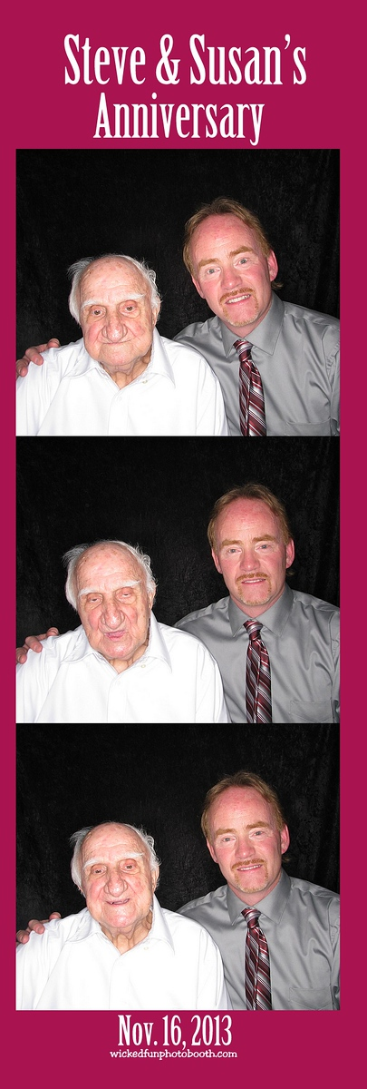 11-16-Lawrence Elks-Photo Booth