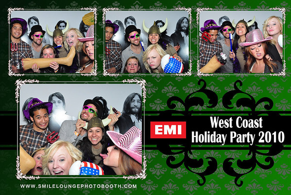 EMI Holiday Party