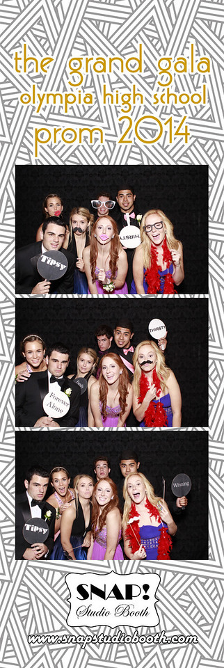 2014-04-19 OHS Prom - Part 2