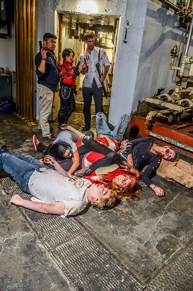 Seattle Zombie Shoot 2013 - Set 1
