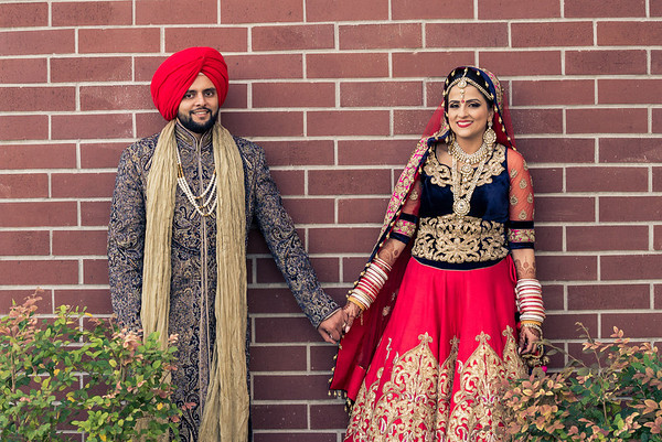 Manpreet + Gursimran Wedding