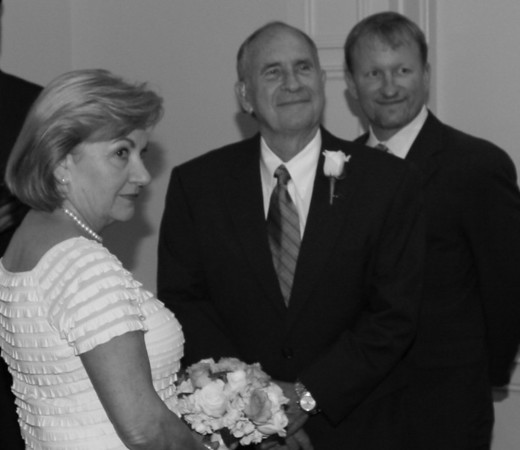 Grogan Wedding