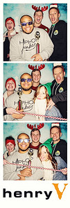 Henry V Holiday Bash 2014!