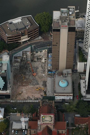 High Reach Demolition Photos