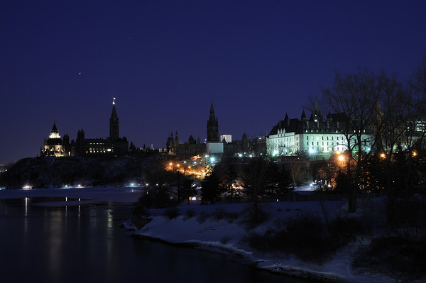 Ottawa Earth Hour 2008