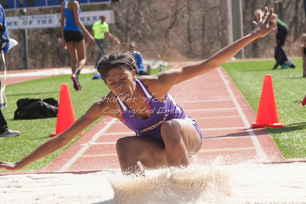 Potomac School Invitational Track Meet-Saturday, April 5, 2014