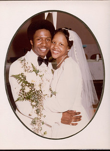 19800607 Shabazz-Hall Wedding Portraits