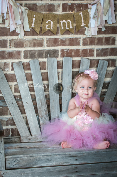 Layla Grace 1 Year