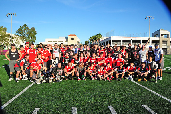 SDSU Alumni Game team photos 1-28-12