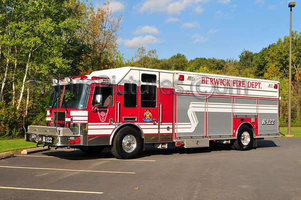 COLUMBIA COUNTY, PA FIRE APPARATUS