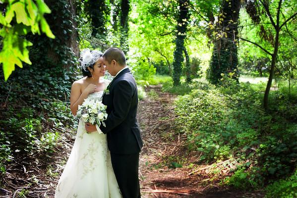 Camellia Charlie Wedding