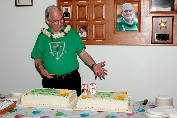 July 25, 2014 - Fr Jack's Birthday Party