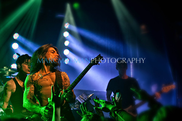 Jane's Addiction @ Irving Plaza (Tue 10/18/11)