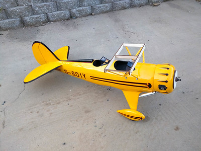 Radio Controlled Model Airplanes