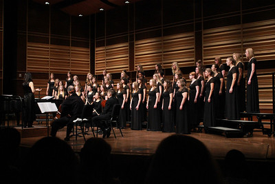 Alumni Choir and Women's Chorale Concert -2013