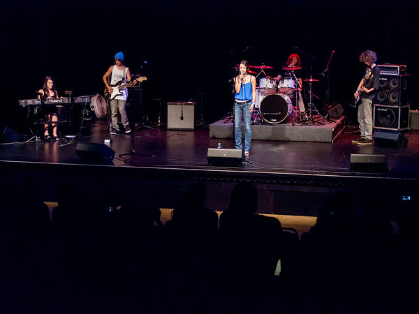 Battle of the Bands, Round 1, July 7, 2012