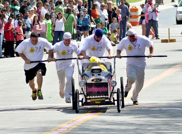 2012 BED RACE