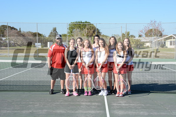 PB Girls Tennis