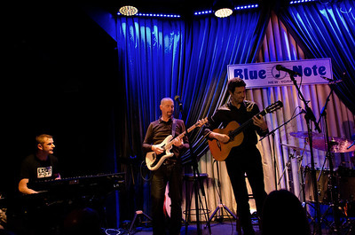 Acoustic Alchemy, Blue Note, 3/18/13
