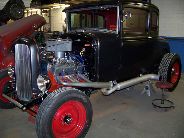 30 Model A - Dave