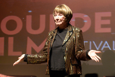 Shirley MacLaine is Honored at BIFF