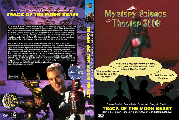 MST3K DVD Covers