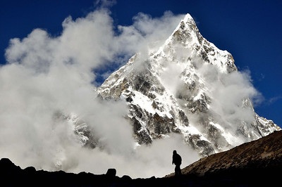 Kala Pattar and Everest