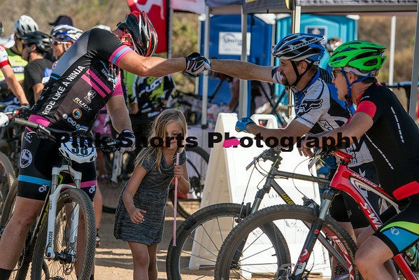 June 25, 2014 - Quick and Dirty Mtn Bike Race - Lake Hodges