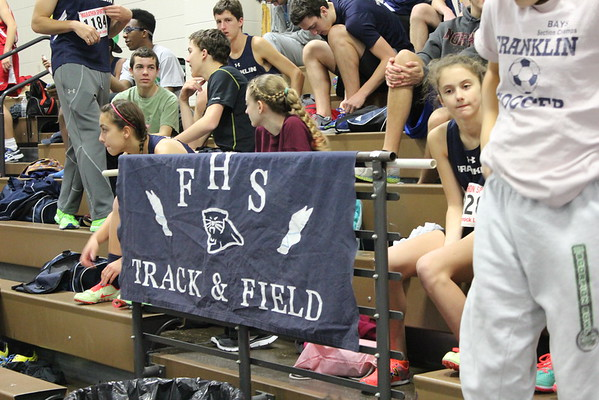 Indoor Track and Field 2014-15