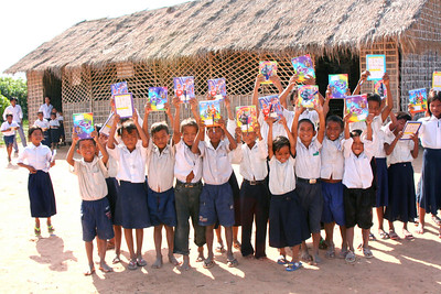 Spitler School Project - Cambodia