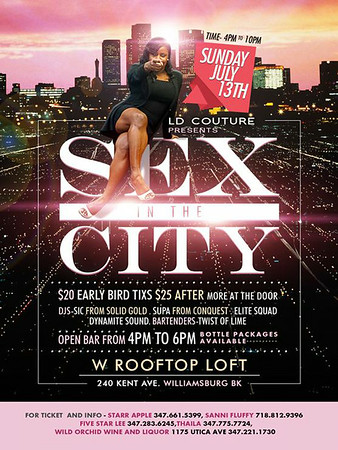 07/13/14 Sex In The City