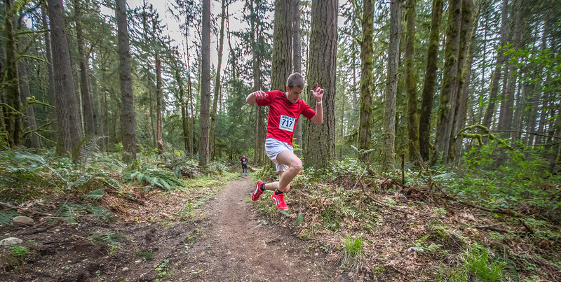 2014 Squak Mountain Trail Run