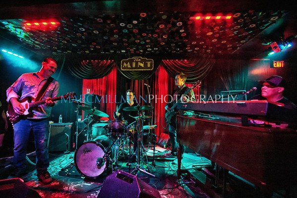 Dragon Smoke @ The Mint (Wed 12/7/11)