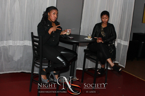 Moscato Mondays at The City Lounge 10-11-10