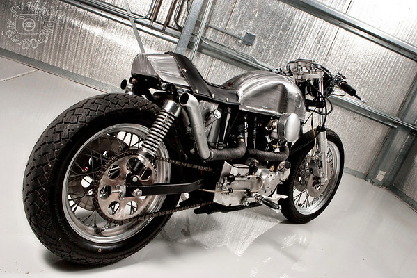DP Customs 79 Cafe
