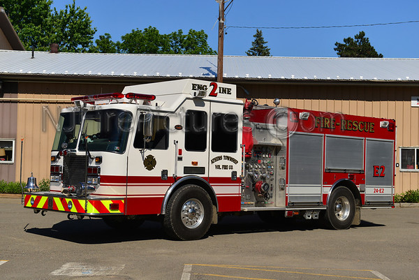 BRADFORD COUNTY FIRE APPARATUS