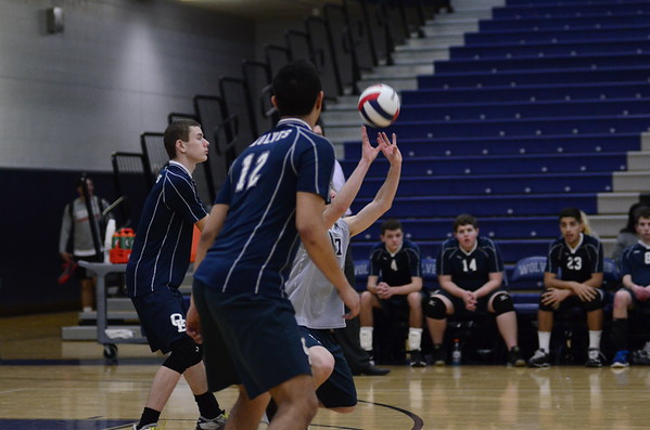 OE Boys Volleyball Season 2015