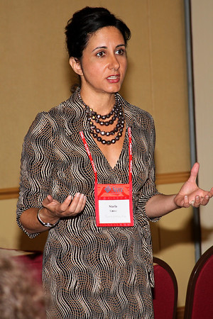 NAWMBA - 2008-10-24-11:38 - Friday, October 24: Discovering Your Potential The Power of Relationships, Sheraton - Starla Sireno