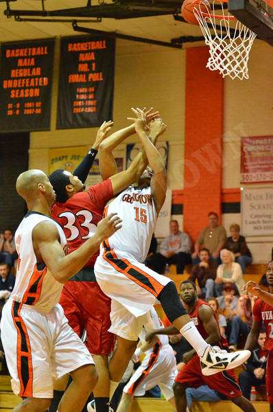 MBB vs UVA Wise 2-4-12