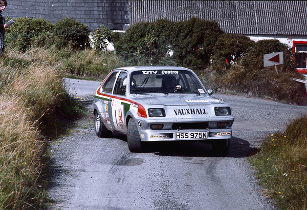 Ulster Rally 1977