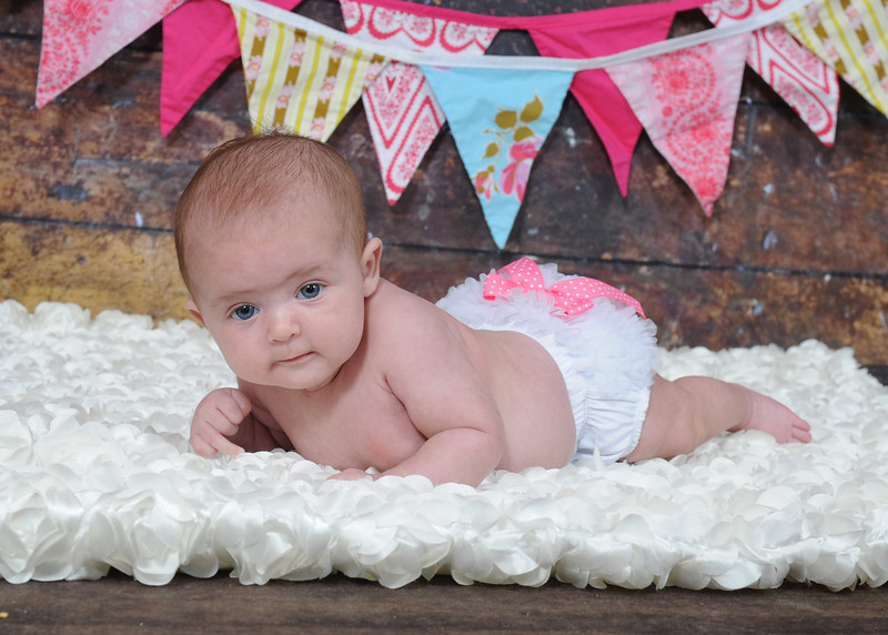 Baby Haddie proofs
