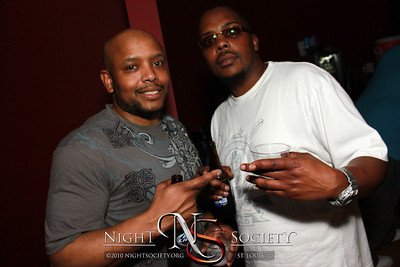 A-List Fridays @ The City 05-11-2012