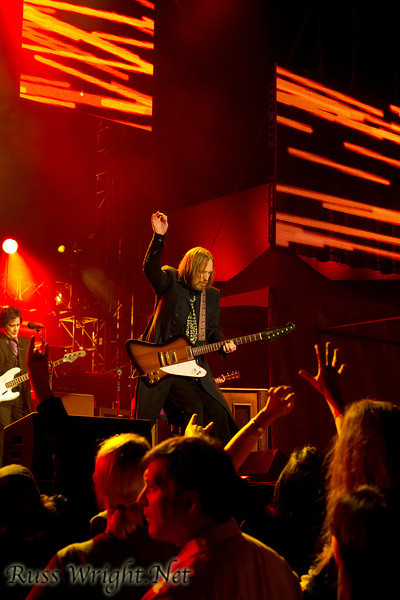 Tom Petty @ Treasure Island October 2011