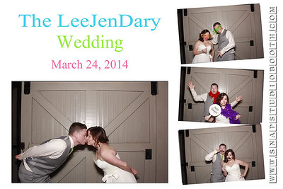 2014-03-24 LEEJENDARY Wedding
