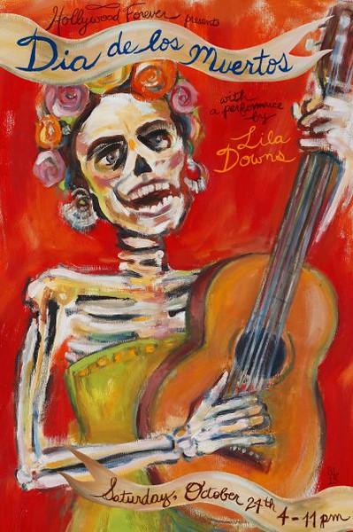Dia de Los Muertos 2009
