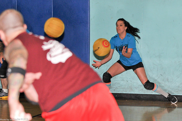 Dodgeball is Life 2-21-2012