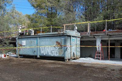 Mt. Umunhum Remediation Project